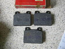 NEW FRONT BRAKE PADS - FITS: OPEL COMMODORE - A & B MODEL (1968-77)