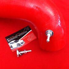 Kit montaggio Manometro Pressione Turbo Turbina Portagomma Raccordo Boost 5mm