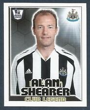 TOPPS 2011 PREMIER LEAGUE #296-NEWCASTLE UNITED-CLUB LEGEND-ALAN SHEARER