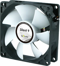 GELID Solutions Silent 9, silenziosa Case Fan, 9cm / 90mm - 1500RPM-fn-sx09-15