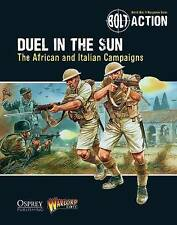Games Warlord-Bolt Action: Duel In The Sun  BOOK NEW