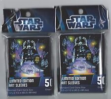 Star Wars FFG Standard Destiny Size Card Sleeves 100 count Empire Strikes Back