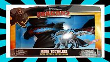 BRAND NEW How to Train Your Dragon 2 Mega Toothless Dragon Biggest Toothless TOY
