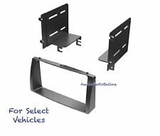 2003/2004/2005/2007/2008 Toyota Corolla Double Din Stereo Radio Dash Install Kit