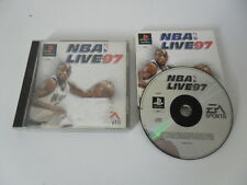 NBA LIVE 97 - SONY PLAYSTATION - JEU PS1 PS2 COMPLET