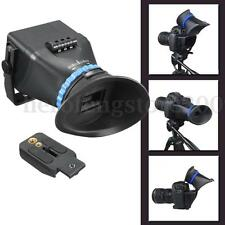 "5D3 5D2 SLR Flip 3 Magnification Viewfinder For 3"" 3.2"" LCD Screen Canon Nikon"