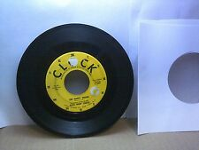 Old 45 RPM Record - Clock C 1009 - Dave Cortez - Happy Organ / Love Me As I Love
