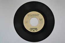 CARPENTERS THERES A KIND OF HUSH - I NEED TO BE IN LOVE REISSUE IMPORT 7 INCH