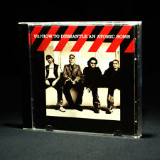 U2 - How To Dismantle An Atomic Bomb - music cd album
