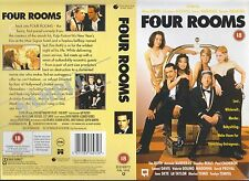 Four Rooms, Tim Roth Video Promo Sample Sleeve/Cover #13795