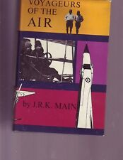 Voyageurs of the air: A history of civil aviation in Canada, 1858-1967