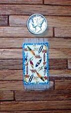 1:48 Scale Dollhouse Miniature Colorful  Beach House Decor rug