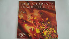 PAUL McCARTNEY FLOWERS IN THE DIRT VINILO LP