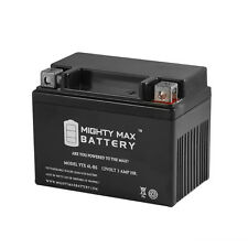 Mighty Max YTX4L-BS Replacement for YT4L-12 Motorcycle Scooter ATV Battery