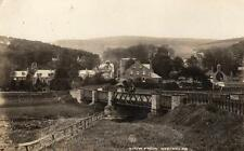 Stow from Station Road Nr Galashiels Lauder RP pc used Stow 1911