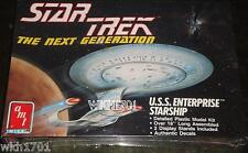 USS ENTERPRISE NCC-1701-D Model Kit MISB Star Trek Next Generation Free Hologram