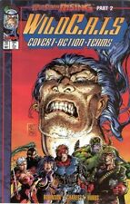 WildC.a.t.s. - Covert Action Team (1992-1998) #20