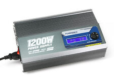 Turnigy 1200W 50A Power Supply Unit 4 Outputs Suits Powering 4 Chargers US Plug