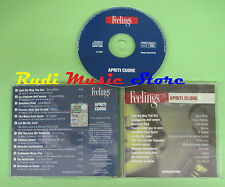 CD APRITI CUORE FEELINGS compilation 2004 FRANCO BATTIATO LOREDANA BERTè (C20)