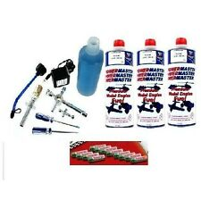 Redcat SUPER Nitro Starter Kit - 3 Qts Nitro Fuel,Glow Ignitor 12 Batteries More