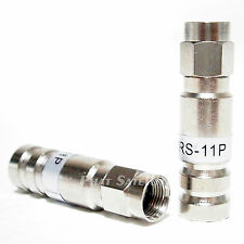 RG11 Compression Connector Fittings PCT DRS 11P 25 pc