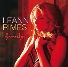 LeAnn Rimes - Family (CD 2007) New