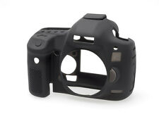 Black Silicone Cover for Canon 5D Mark III by easyCover
