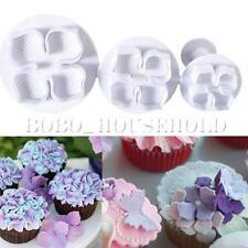 3 Moule gâteau fondant décoration patisserie biscuit pâte emporte pièce outil