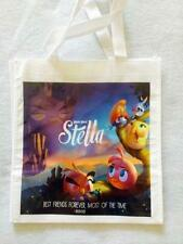"2014 SDCC San Diego Comic Con SWAG BAG TOTE STELLA Angry Birds 12""x13"" Brand New"