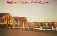LAM(W) Oklahoma City, OK - National Cowboy Hall of Fame - Fountains and Entrance