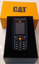 CAT B25 Dual-SIM-Outdoor Handy, Micro-SD, 2MP Kamera, 7-13 Tage StandBy, Schwarz