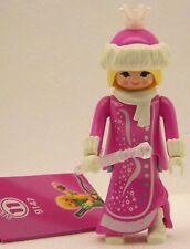 EISPRINZESSIN Playmobil FIGURES 11 GIRLS 9147 zu Winter Kristall Zepter Krone