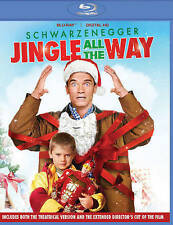 Jingle All the Way (Blu-ray Disc, 2015, Includes Digital Copy; UltraViolet)
