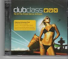 (FX465) Club Class, 40 tracks various artists 2CD - 2004 CD
