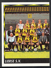 Panini Belgian Football 1999 Sticker - No 215 - Lierse Team Group