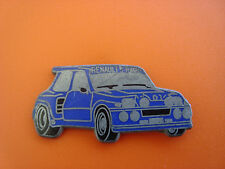 pins pin car voiture renault 5 gt turbo