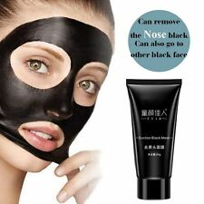 Black Mud Peel Off Blackhead Remove Face Mask Skin Care Deep Clean Nose Mask