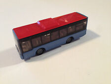 Siku City Bus Scale 1:100 Diecast Model