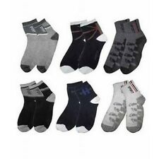 ( DISCOUNT PACK OF 5) 5 PAIRS OF ANKLE LENGTH SOCKS FOR MEN FOR EVERYDAY USE