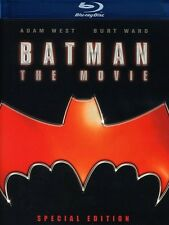 Batman: The Movie Blu-ray Region A