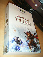 Chris Wraight WAR OF THE FANG 1st/PB MINT Warhammer 40K Space Marine Battles