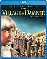 Village of the Damned (Blu-ray Disc, 2016, Collectors Edition)