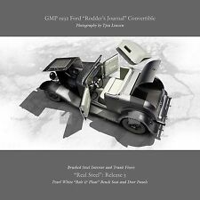 "1:18 GMP  ::  1932 FORD ""RODDER'S JOURNAL"" FULL-FENDER CONVERTIBLE  ::  SOLD OUT"