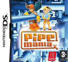 Videogame Pipe Mania NDS