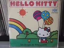 HELLO KITTY | Rare LP Mexico | Los amigos de Kitty y Coros | Sealed New Record