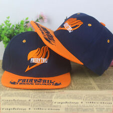 Anime Fairy Tail cotton baseball cap Punk Sun Baseball Hat cos gift Hip-hop NEW