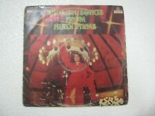 ENGLISH SONG HINDI FILM R.D.BURMAN BAPPI  1982 funk/electro/dance/odd moog LP VG