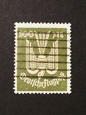 *GERMANY, SCOTT # C18. 100m. OLIVE AIR POST 1923 CARRIER PIGEON Used(Ger25)