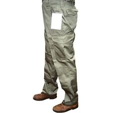 MENS ARMY CARGO COMBAT WORK TROUSERS WAIST 30 - 54 BNWT strong tough great price