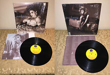 MADONNA LIKE A VIRGIN VINYL LP 1984 SIRE RECORDS 1-25157 SHRINKWRAP LYRIC SLEEVE